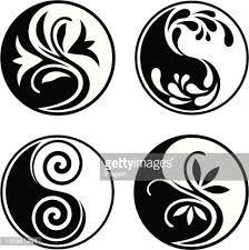 Image result for yin yang design symbols