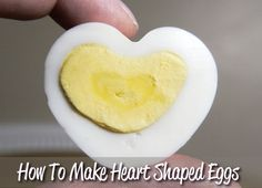 How To Make Heart Shaped Eggs...http://homestead-and-survival.com/how-to-make-heart-shaped-eggs/
