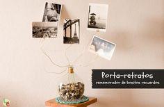 Porta-retratos de recuerdos