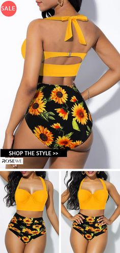 Cute Casual Yellow Summer Swimwear For 2019 - Mevlyde - # Casual . Cute Casual Yellow Summer Swimwear for 2019 - Mevlyde - # Casual . - Cute Casual Yellow Summer Swimwear for 2019 - Mevlyde - # Casual # for . Summer Swimwear, Bikini Swimwear, Cute Swimsuits, Women Swimsuits, Swimwear Fashion, Bikini Fashion, Mode Outfits, Fashion Outfits, Womens Fashion