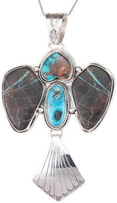 Navajo Bird Necklace