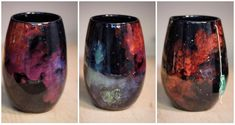 Reach For The Stars With These Gorgeous Galaxy-Inspired Ceramics