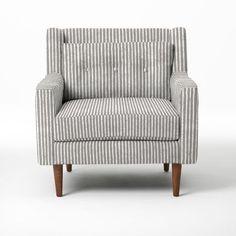 Crosby armchair   West Elm