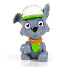 9c3de8c0352 Paw Patrol Toys Dog Rescue Action Mini Figures Rubble Marshall Rocky Zuma  Chase
