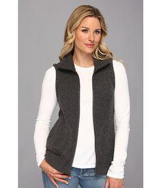 Mod-o-doc Honeycomb Knit Vest Midnight Heather - 6pm.com