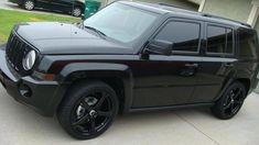 Image result for jeep patriot chrome rims