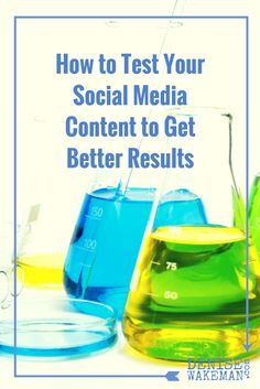 How to Test Your Social Media Content to Get Better ResultsDo you test your social media content? Do you know which content gets results? Consistent testing gives you real data so you can make smarter decisions.  via @denisewakeman