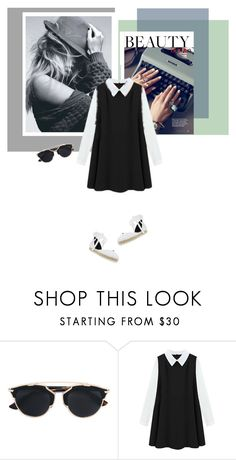 """""""'The future belongs to those who prepare for it today' - Malcolm X"""" by punkrockmeansfreedom ❤ liked on Polyvore featuring Christian Dior and Pierre Hardy"""