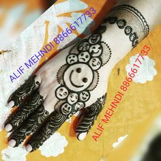Best 10 Great for Brides and wedding parties – SkillOfKing. Pretty Henna Designs, Mehndi Designs Book, Mehndi Designs 2018, Mehndi Designs For Beginners, Modern Mehndi Designs, Mehndi Designs For Girls, Mehndi Design Pictures, Wedding Mehndi Designs, Mehndi Designs For Fingers
