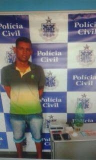 NONATO NOTÍCIAS: Procurado é preso pela Polícia Civil de Senhor do ...