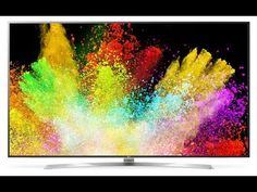 "New LG 75SJ857A 75"" Super UHD 4K HDR Smart LED TV (2017 Model) Overview"