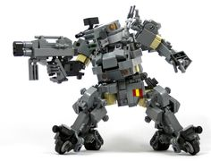 Scopedog | The Brothers Brick | LEGO Blog