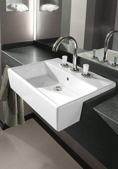 Une Vasque Très Design, Réalisée Par Villeroy U0026 Boch !
