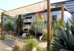 Art + Nature + Airstream   Laguna Dirt
