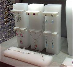 Swarovski Jewelry Monolith for Earrings