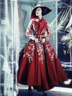 christian dior haute couture f/w 2007, for vogue korea fall 2007 GLORIOUS