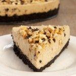 Nut Butter No-Bake Cheesecake