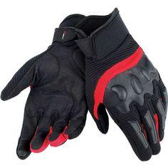 Γάντια Καλοκαιρινά Dainese Air Frame Black-Red Motorcycle Accessories e80e997d7cb