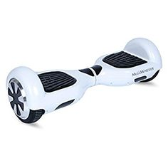 """Amazon.com: Megawheels TW01 6.5"""" UL2272 Hoverboard Two Wheels Self Balancing Electric Scooter (White): Sports & Outdoors"""