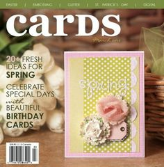 Cards Magazine: March 2012