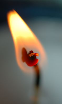nothing as hypnotizing as a beautiful, dancing flame on a pumpkin scented candle