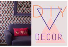 DIY: Decoração Sala (espaço 3) por Dicadaka