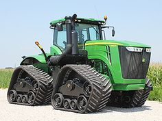 Modular tracks: Tractors, John Deere, New Holland, Case, and Agco - ATI Modular Track Systems Jd Tractors, John Deere Tractors, Heavy Construction Equipment, Heavy Equipment, Rocky Mount Nc, Mahindra Tractor, Agriculture Tractor, Farming, Tractor Pictures