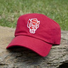 NC State Wolfpack Red Wolfpacker Hat Nc State Hats f0a15369c52f