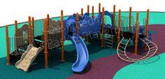 Noahs Park and Playgrounds - Granite Play Structure, $17,280.00 (http://noahsplay.com/playground-equipment-needs/child-care/granite-play-structure/)