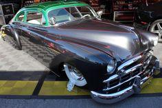 1950 Chevy Deluxe lowrider    #landmarkautoinc