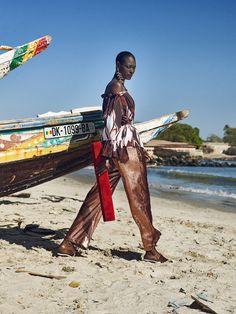 First Look: Tongoro's Stunning Dakar-Made Summer Collection OkayAfrica