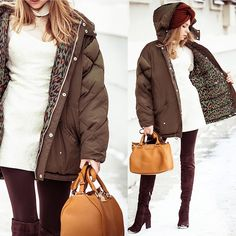 Get this look: http://lb.nu/look/8582353  More looks by Tini Tani: http://lb.nu/tini_tani  Items in this look:  Sandro Jacket