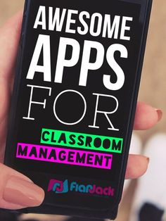 Looking to make the most of technology in regards to classroom management this year? Check out these awesome apps that will help you save time and run your classroom much more efficiently!:
