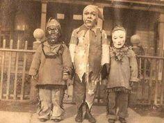 1900s Halloween