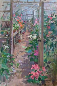 Susan Ryder, RP NEAC (English) The Greenhouse'