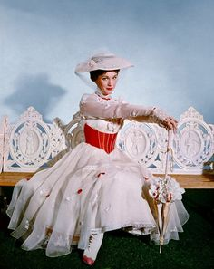 Mary Poppins...best afternoons spent with my granddaughter Remy. We watched it 5 times at least.