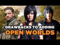 The Drawbacks of Adding Open Worlds to Popular Game Series