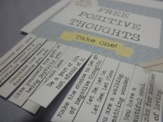 wikiHow to Think Positively -- via wikiHow.com