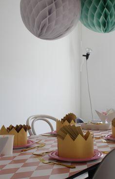 Varpunen: Prinsessajuhlat