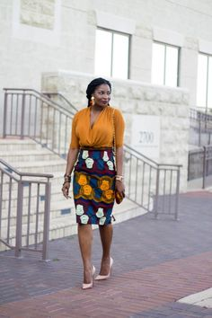 Inspiration - Executive woman en pagne Irony of Ashi - Pagnifik African Attire, African Wear, African Women, African Dress, African Style, African Inspired Fashion, African Print Fashion, Africa Fashion, African Prints
