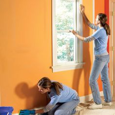 Do you want your old trim to look fresh, smooth and crisp after you've painted it? These tips show you how the pros do it. They're DIY friendly, so you can prep your trim yourself and still get professional-looking results.