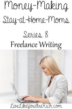 How to Make Money through Freelance Writing