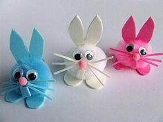 White Rabbit Crafty Bugs - Makes 100, Easter Craft Supplies & Easter Craft Kits for Kids, KITS - Crafty Bugs, childrens crafts, children's craft supplies