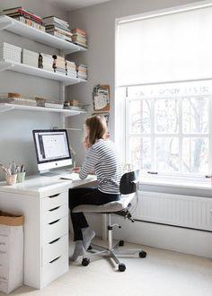Die 475 besten Bilder von kleines Schlafzimmer mit Schreibtisch in ...