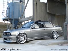 BMW CSL Style Wheels non staggered at www.modbargains.com