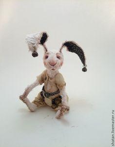 Купить кролик тедди Франт - мишка ручной работы, мишка тедди, мишка в подарок