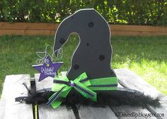 cute witches hat