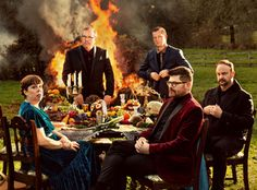 The Decemberists will be returning to Seattle in June with special guest M. Ward at the Paramount Theatre. Rock Bands, Portland, M Ward, Folk Rock, The Decemberists, Paramount Theater, City Pages, All Songs, My Favorite Music