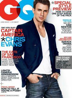 76 best Men in Magazines images on Pinterest