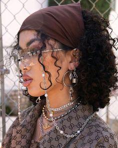 Black Girls Hairstyles, Cute Hairstyles, Braided Hairstyles, Cute Natural Hairstyles, Beautiful Black Girl, Pretty Black Girls, Black Girl Fashion, Look Fashion, Black Girl Hair